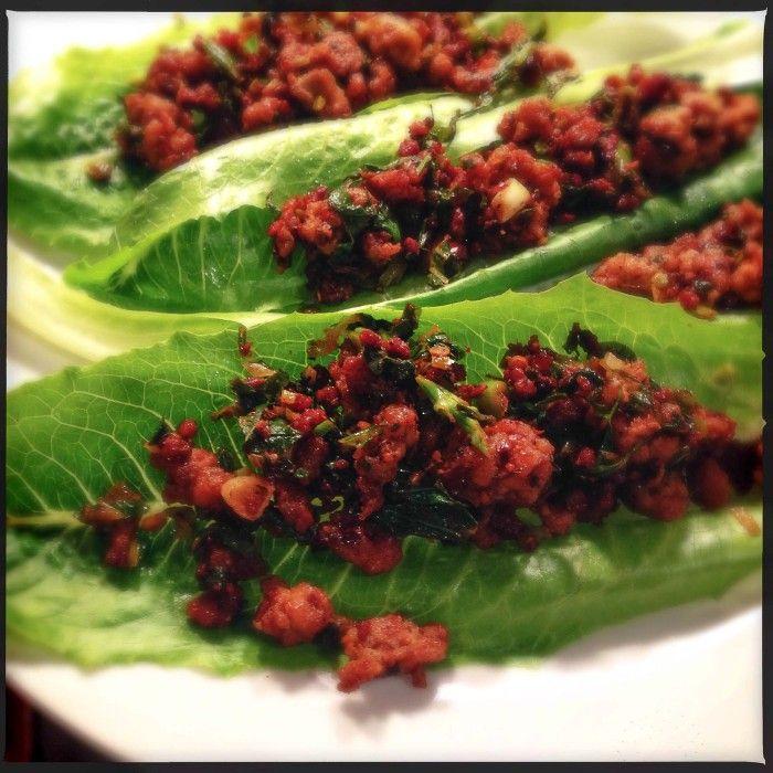 Pork Larb Salad - The Real Meal Revolution