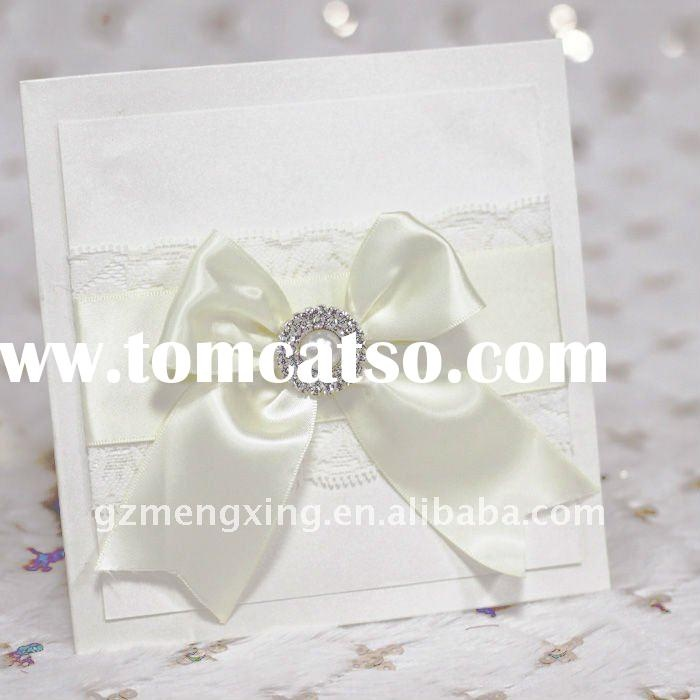 DIY Wedding Invitation Cards Embellish With 16
