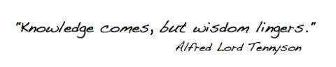 Alfred Lord Tennyson #quotes #knowledge