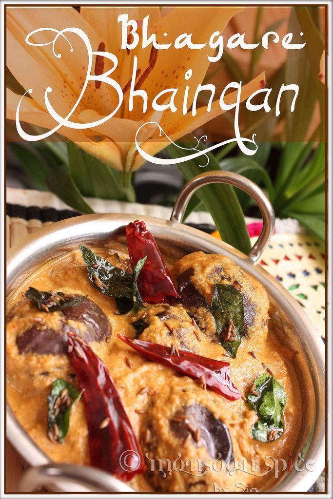 Baghare Baingan: From Nawaab's Darbar to My Plate!