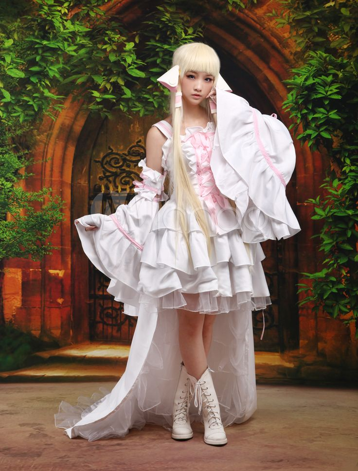 Sweet Chii Chobits Cosplay Costume