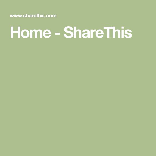 Home - ShareThis