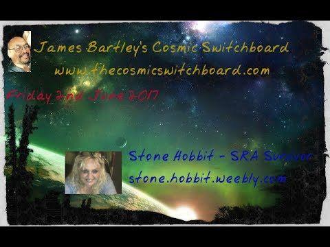 Stone Hobbit Satanic Ritual Abuse and Entity Interference 1/2 - James Bartley, Illuminati Secret Societes - YouTube