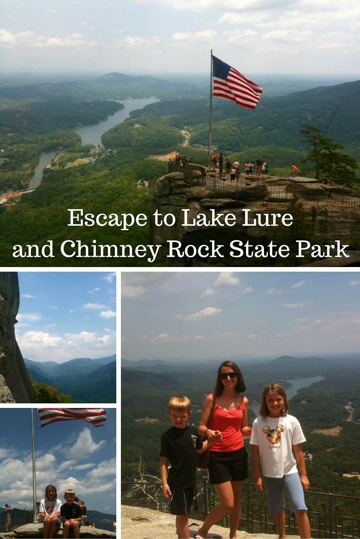 Check out what Lake Lure, North Carolina has to offer. Make it your next NC destination for a vacation or staycation!