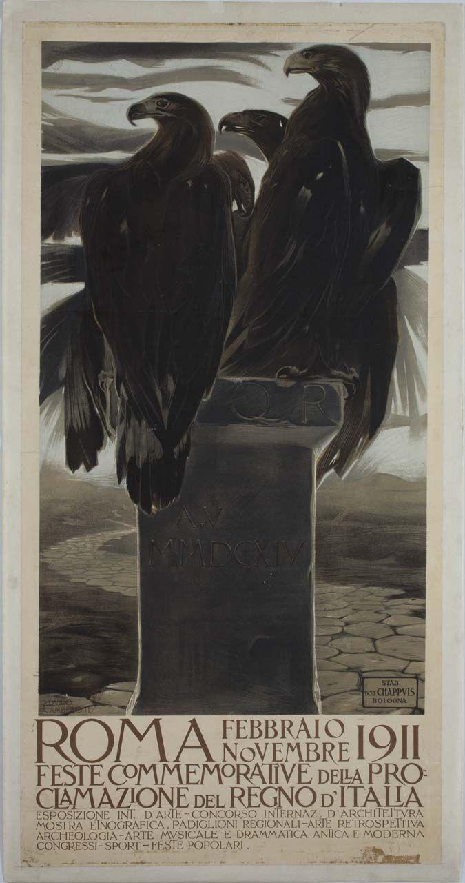 Cambellotti Duilio,1911