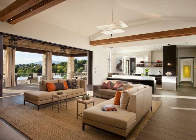 Mediterrán hangulatú amerikai ranch (fotósorozat) - Inspiráló otthonok