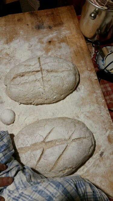 Home made bread -  pane a lievitazione naturale