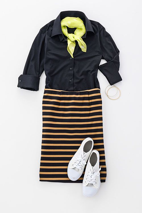 この黒シャツは、ただの黒シャツでではないんですよ。 アクティブな動きにも、ノンストレスで動きやすいニット素材。 ポロシャツ感覚の七分袖ニットシャツ。 #ladies #shirts #coordinate #fashion #レディース #ファッション #コーディネート