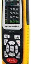 Laser Distance Meter AMF 100 dan 100x | ukurkadar.com