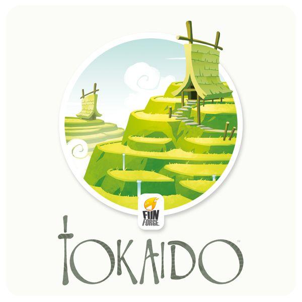 Tokaido : les rizières