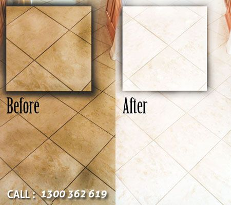 We use the latest cleaning techniques with our certified cleaners choosing the product to be used depending on the type tiled floor that requires cleaning.