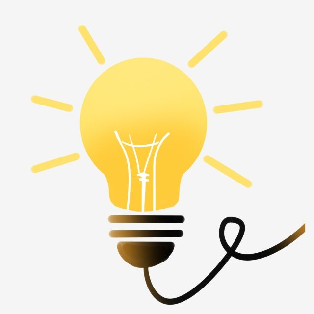 مرسومة باليد مصباح التوضيح الإبداعي التوضيح اللمبة المرسومة المعدات ضوء الضباب Png وملف Psd للتحميل مجانا Light Bulb Illustration Creative Lighting Bulb