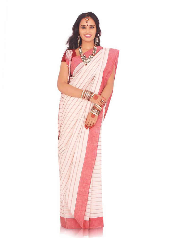 Bengali dress change colors