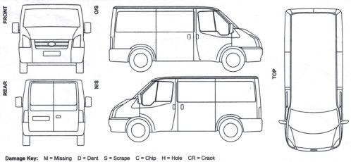 image result for vehicle inspection form for a van vehicle inspection forms development. Black Bedroom Furniture Sets. Home Design Ideas