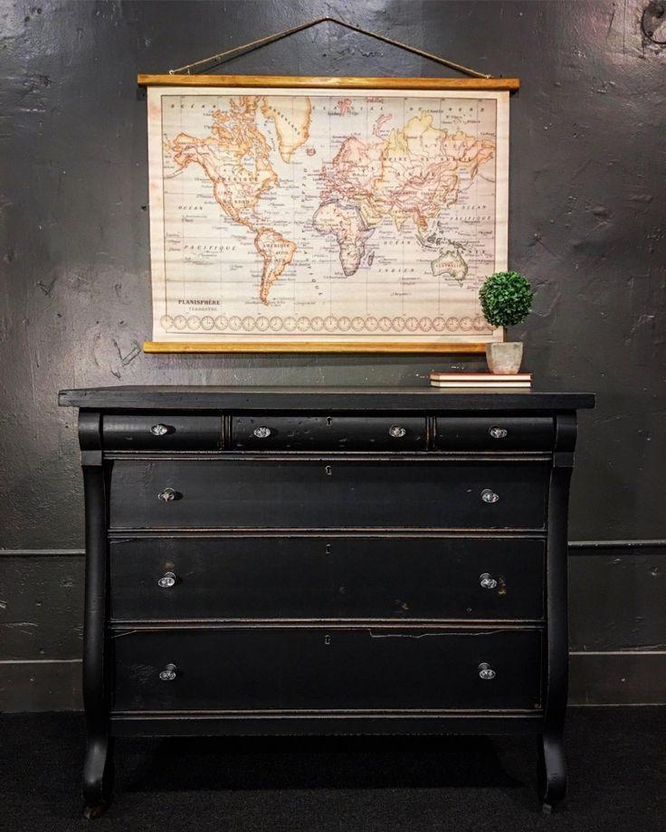 1426 Best Black Painted Furniture Images On Pinterest