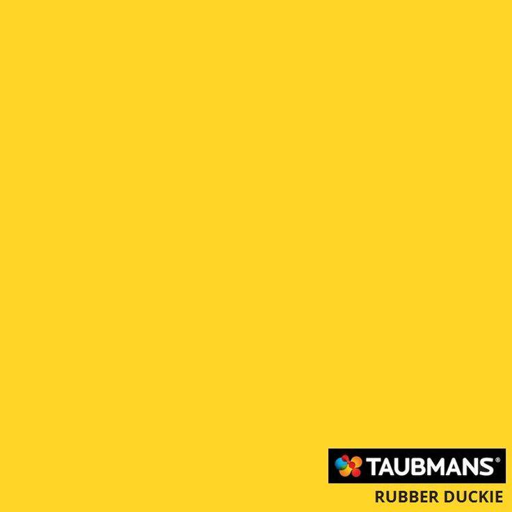 #Taubmanscolour #rubberduckie