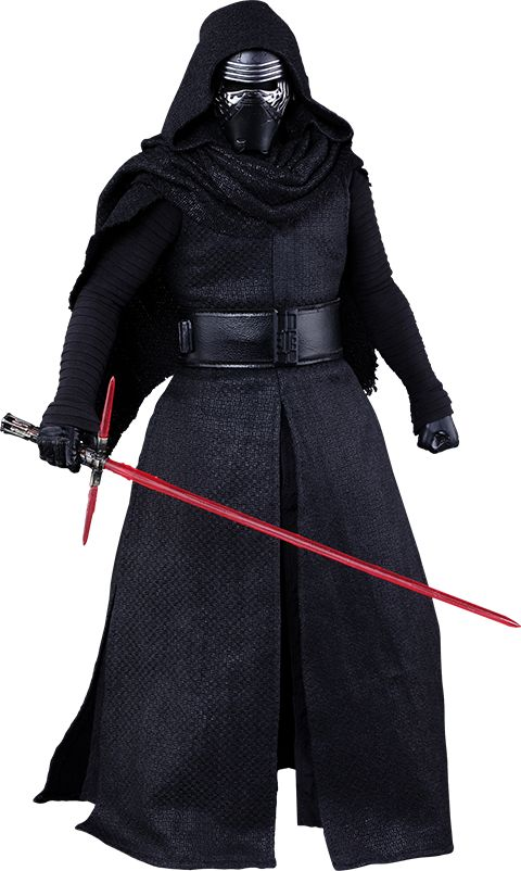 Star Wars: The Force Awakens Kylo Ren figure by Hot Toys