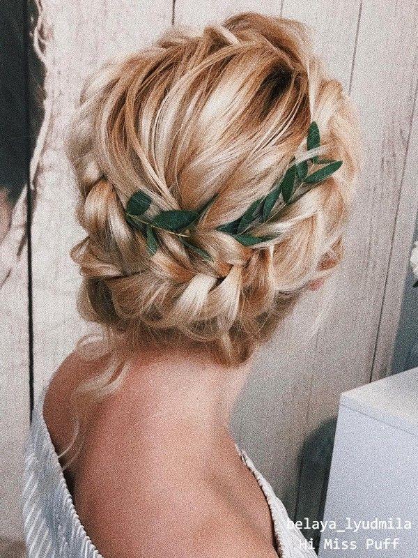 20 longues coiffures de mariage et Updos de belaya_lyudmila
