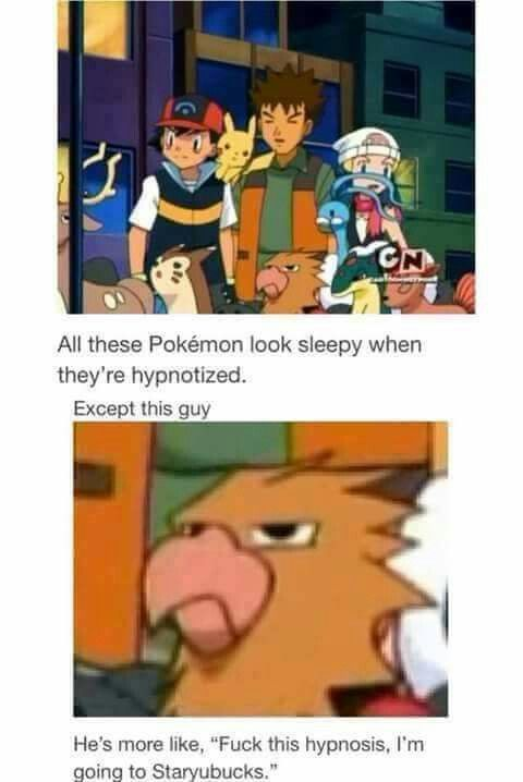 Well Spearow do have Early Bird, which causes them to wake from hypnosis quickly.