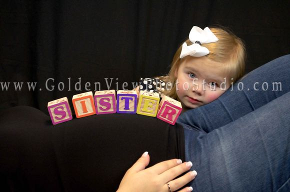 maternity picture with sibling - Google Search