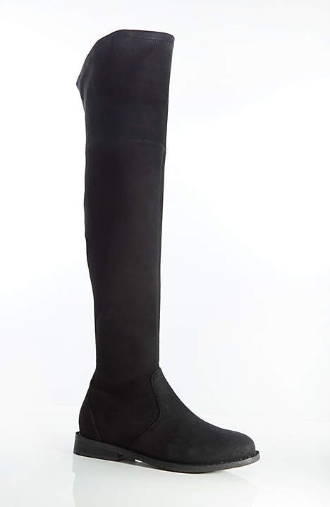 d98a0d99bc8 Image for Gentle Souls® Emma Over-The-Knee Boots from JJill ...