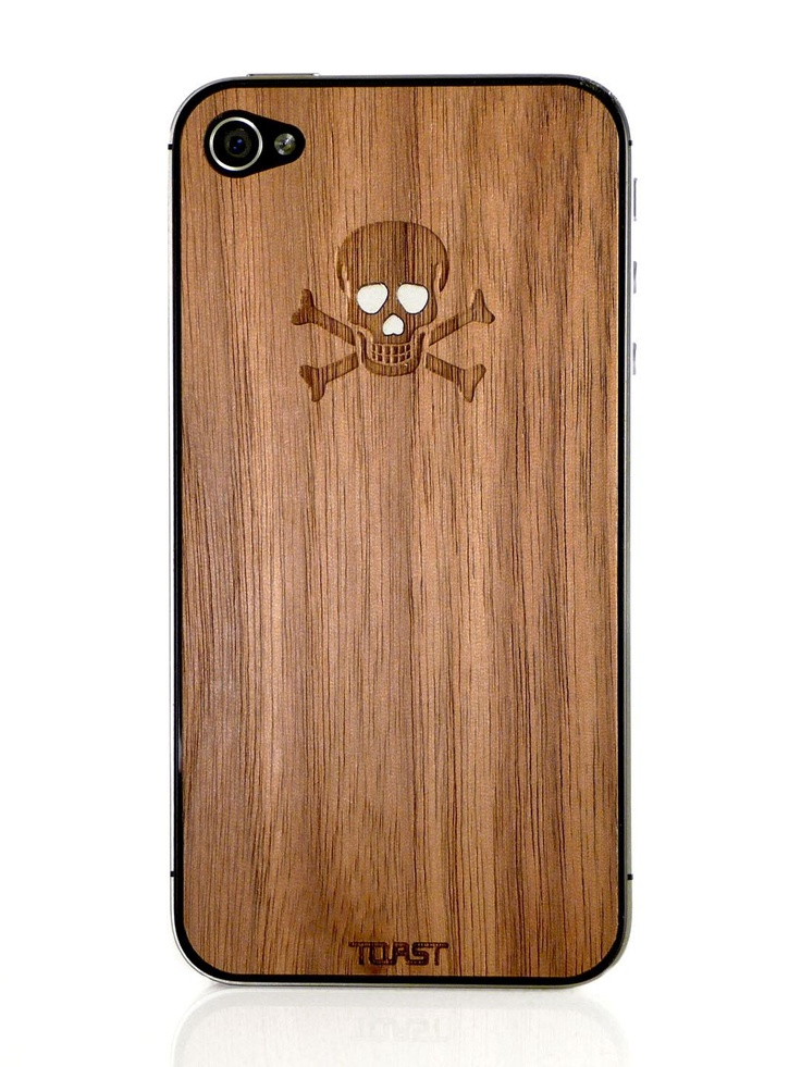 Skull & Crossbones iPhone Cover