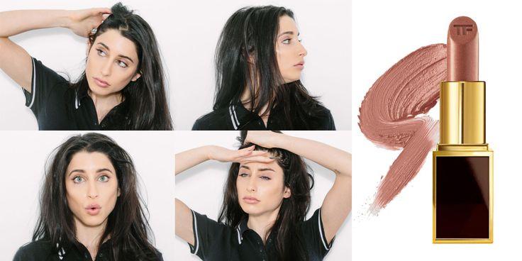 Tom ford lipstick: Austin