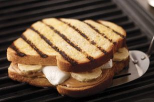 One of our favorites, STACKERMALLOW Dessert Panini recipe #kraftrecipes