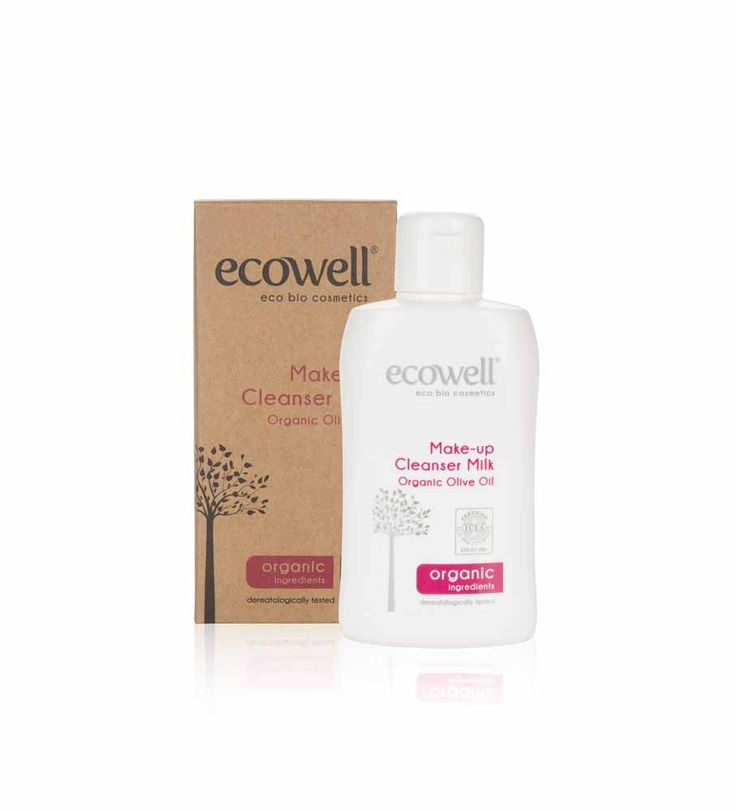 ECOWELL MAKE-UP CLEANSER MILK Organic Olive Oil Ecowell Make-Up Cleanser Milk effectively removes traces of make-up on the face, neck and eye delicately while also unclogging pores and protecting the skin's vital moisture.  - Organic olive oil which has antioxidant features cleans, moisturizes and protects the skin. Softens and vitalizes the skin while providing an elastic appearance. - Vanilla oil nourishes and soothes the skin. www.naturalelixirs.biz