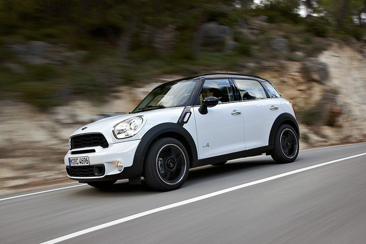 As the company's first vehicle with four doors, you'd expect the MINI Countryman ($TBA) to be a little different from its stablemates, and indeed it is. The Countryman is more crossover than go-kart, with an optional ALL4 all-wheel drive system, an elevated seating position, more ground clearance, and an innovative customizable Center Rail that lets you use the space in between the seats however you see fit, but still retains the classic MINI exterior styling, rounded gauges, and, perhaps…