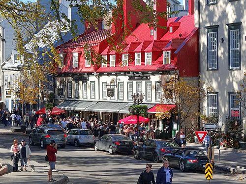 Restaurant 1640, Québec, Québec photo de Jacques Trempe