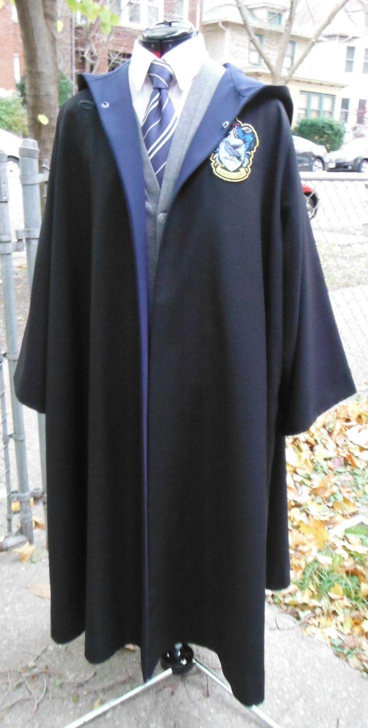 My Ravenclaw uniform