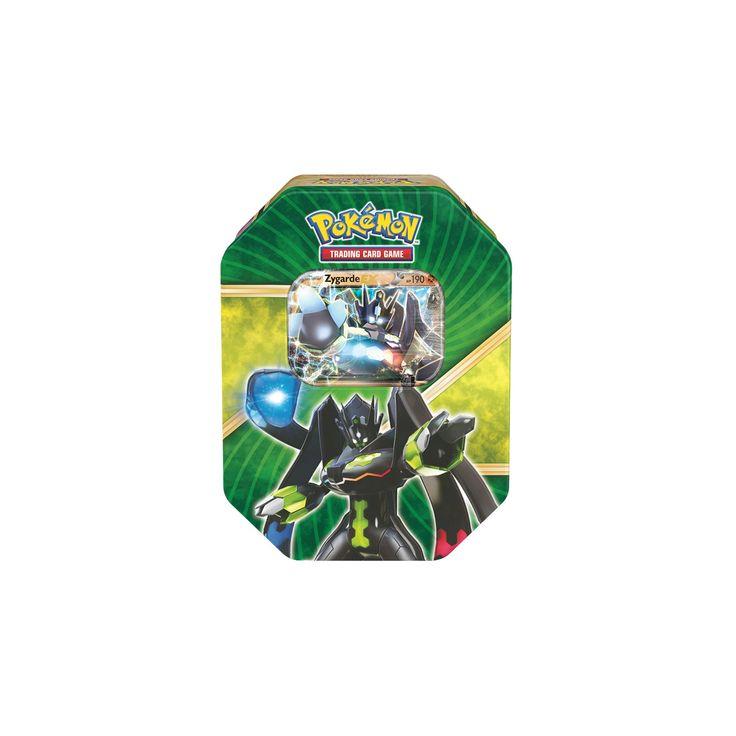 Pokemon Trading Card Game Shiny Kalos Tin Featuring Zygarde-EX