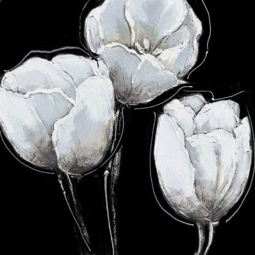 1000 ideas about peinture fleurs on pinterest aquarelle fleurs photo pein - Toile de verre sans motif ...