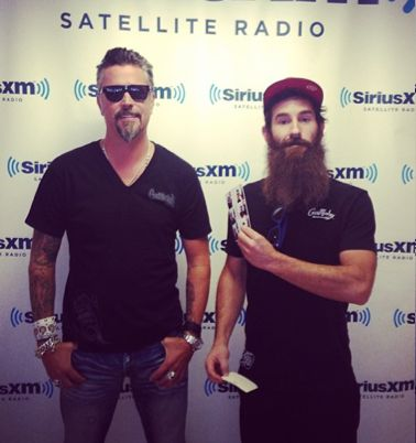 richard rawlings with aaron kaufman mom i 39 m getting. Black Bedroom Furniture Sets. Home Design Ideas