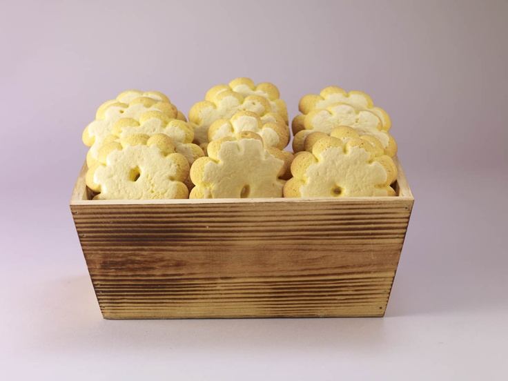 Frosty Lemons all in a row! #Archway #Cookies #Frosted #Lemon