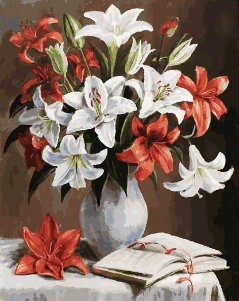 Каталог раскрасок по номерам | Купить картины по номерам в интернет-магазине «Мир Вышивки» в Москве | Страница 9