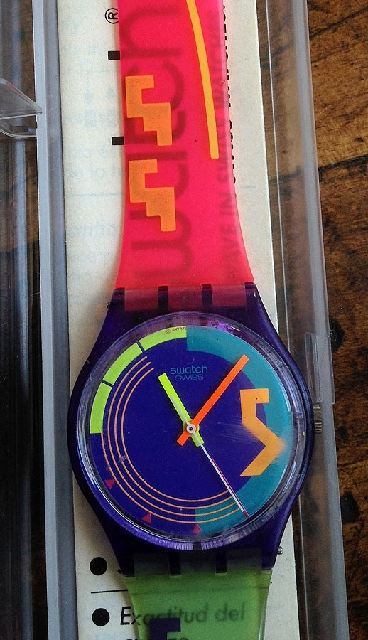 swatch and the global watch industry ivey publishing case Reviews efforts swatch, to change themselves in an increasingly competitive global watch industry provides extensive information about the history and structure of the global industry hours and highlights the reduction of time horizons, decision-makers face in developing a strategy and respond to changes in the industry.