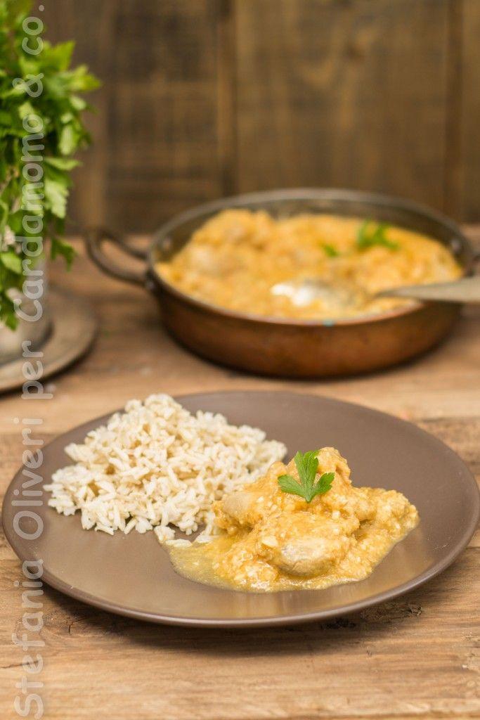 Pollo masala indiano | Cardamomo & Co.