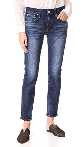 RED CARD 25th Anniversary Easy Tapered Jeans | SHOPBOP