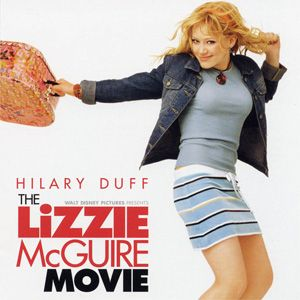 The Lizzie McGuire Movie Soundtrack is one of my most favorite things ever. No joke. I'm even jamming to it right now.