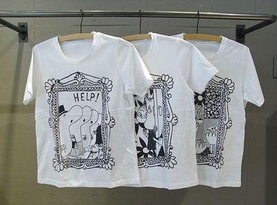 Moomin T-Shirts