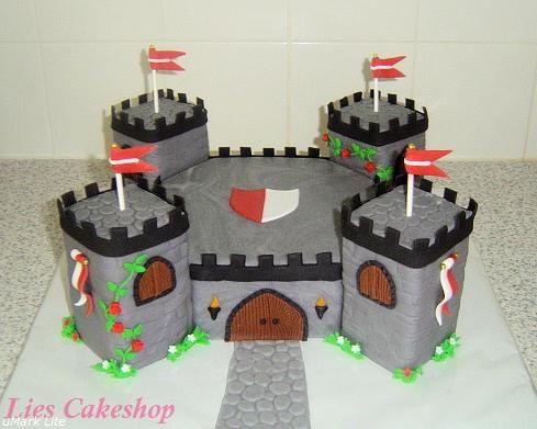 taart kasteel - Google zoeken