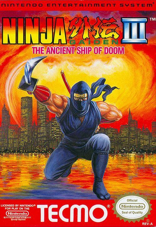 ▷ Play Ninja Gaiden 3: The Ancient Ship of Doom on Nintendo NES