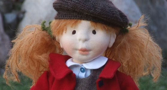 http://polandhandmade.pl #polandhandmade, #doll