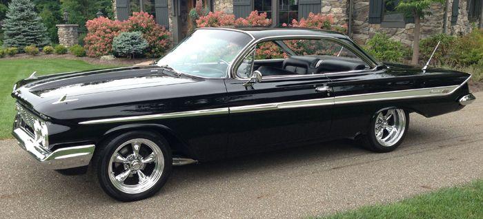 1961 Chevy Impala 409 Bubbletop