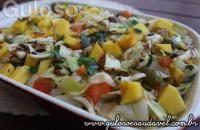 Salada de Repolho Agridoce