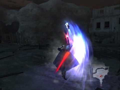 Devil May Cry 4 Nero Skills slow motion - YouTube