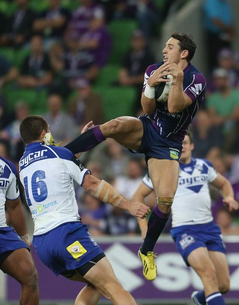 Melbourne Storm v Canterbury Bulldogs http://footyboys.com
