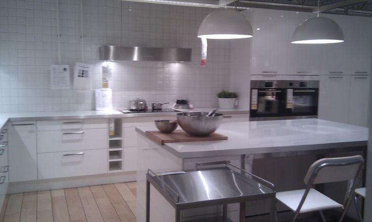 Kjøkkenøy ikea